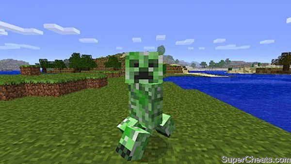 Keep the likes, retweets, and comments the same to keep this Creeper from exploding.