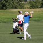Image for the Tweet beginning: Ryan Vermeer finishes at (+3)