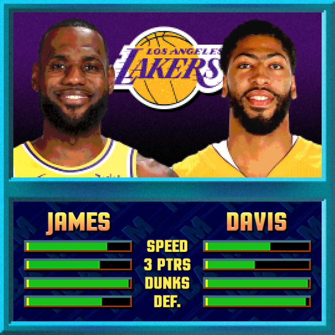 Today's NBA Jam duos would be something else  <br>http://pic.twitter.com/gmibbMTXxO