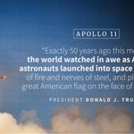 Image for the Tweet beginning: #Apollo50