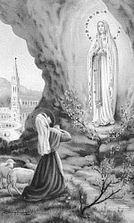 """I am the Immaculate Conception.""      ~Our Lady of Lourdes <br>http://pic.twitter.com/hF0LeWxQHG"