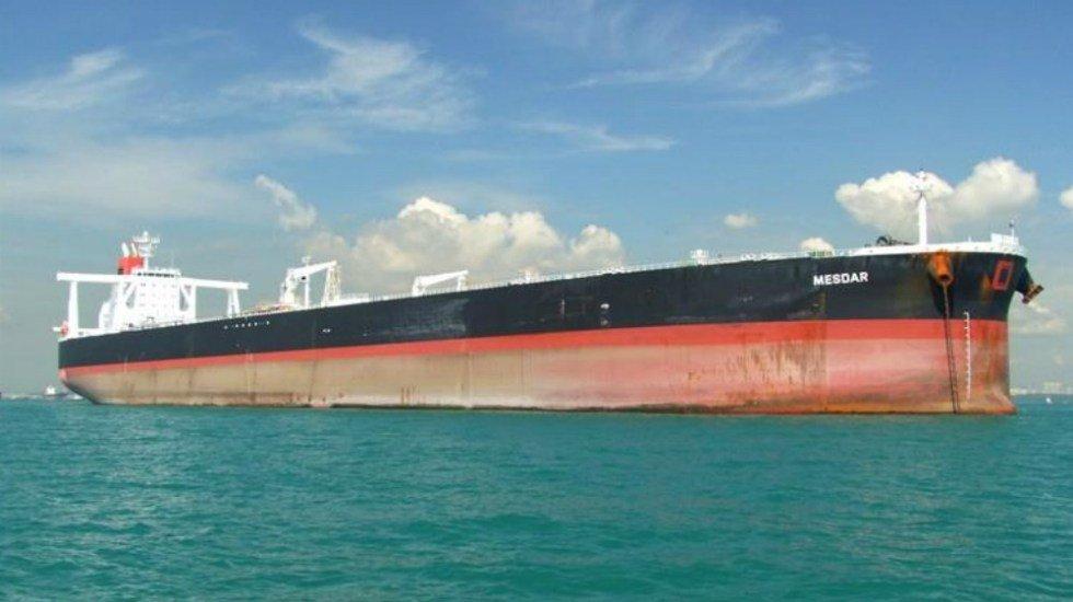 Petrolero con bandera liberiana restablece contacto y prosigue el viaje en estrecho de Ormuz http://bit.ly/2GlBcyv