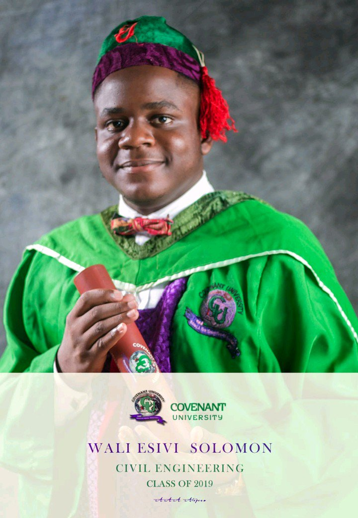 Today marked the end of my undergraduate journey as I bagged First Class Honors in Civil Engineering from @CUHEBRON I'm really glad about how much I've developed.  I go into the next phase of my life excited and ready to take on new opportunities.<br>http://pic.twitter.com/P8dH97wVW9