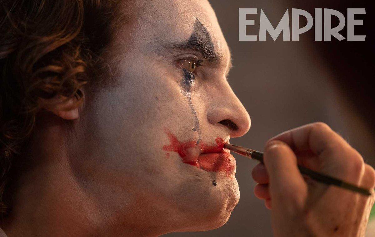 Faltam 75 dias para Coringa.Longa chega aos cinemas em 03 de Outubro. #Joker #Joaquin