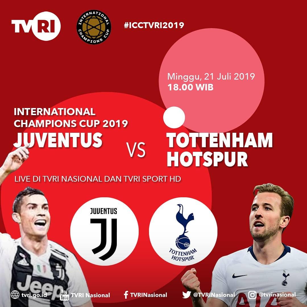 Juventus vs Tottenham Hotspur