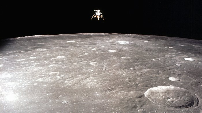 50 years! Congrats to NASA and the 400,000 people who made the Apollo 11 landings a reality!