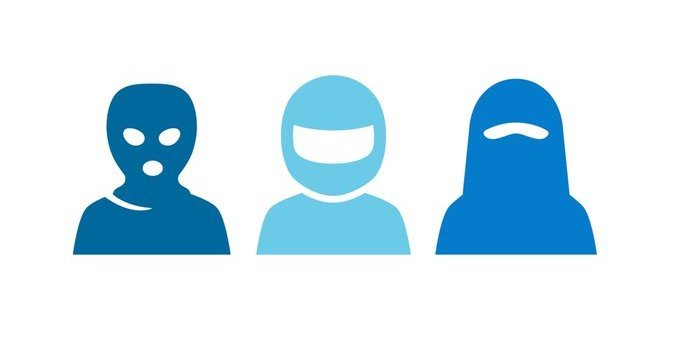 Verbod op gezichtsbedekkende kleding vanaf 1 augustus https://t.co/XRAyWKkQLH https://t.co/0PxfOEZFVd