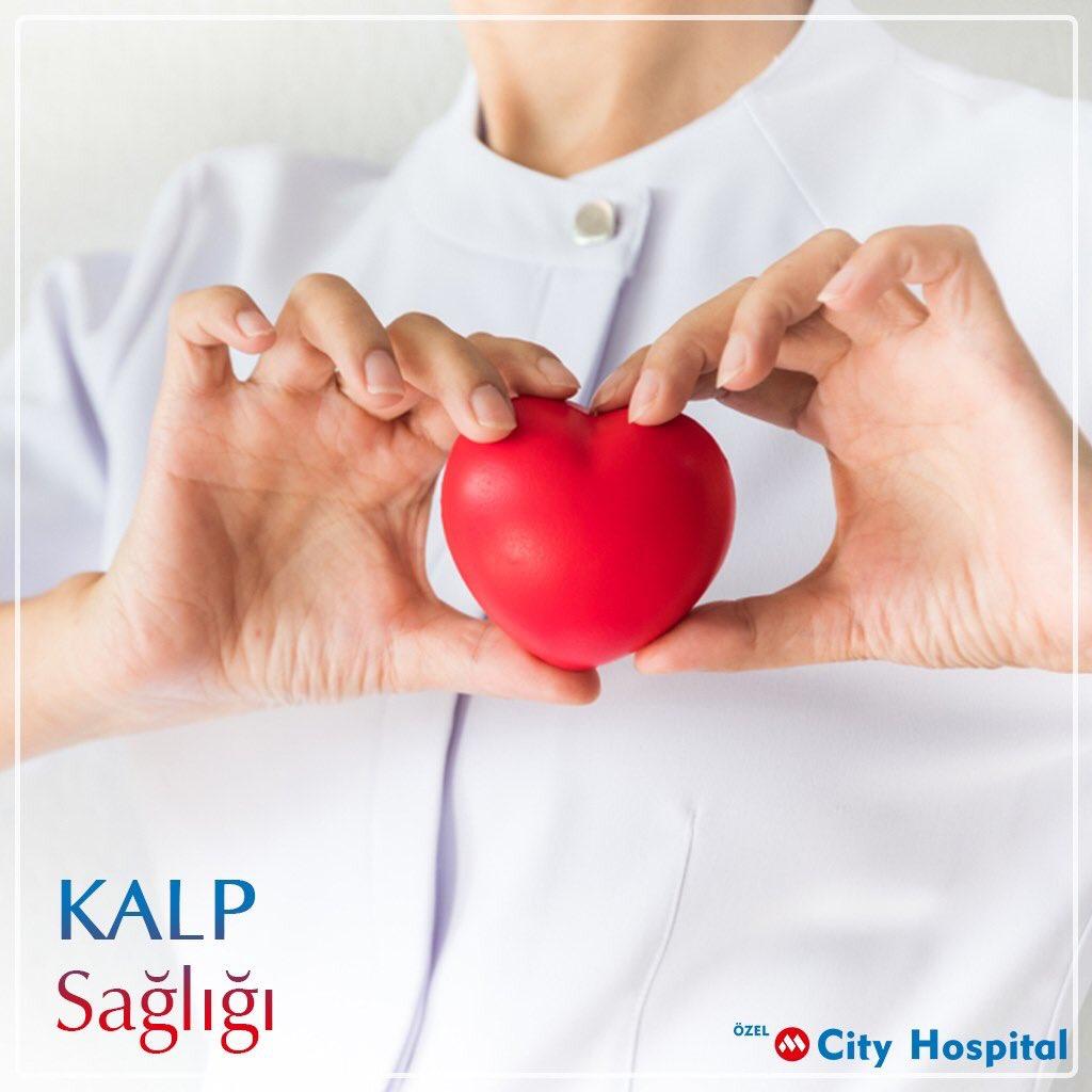 Kalp kontrollerinizi düzenli olarak yaptırın. ❤ . #kardiyoloji #kalpsağlığı #kalp #sağlık #cityhospitalmersin #cityhospital #mersin #mezitli