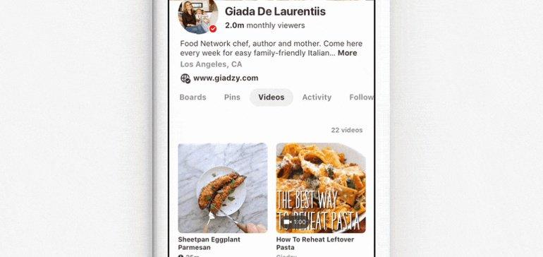 Pinterest Debuts Fresh Video Tools for Brands | Social Media Today