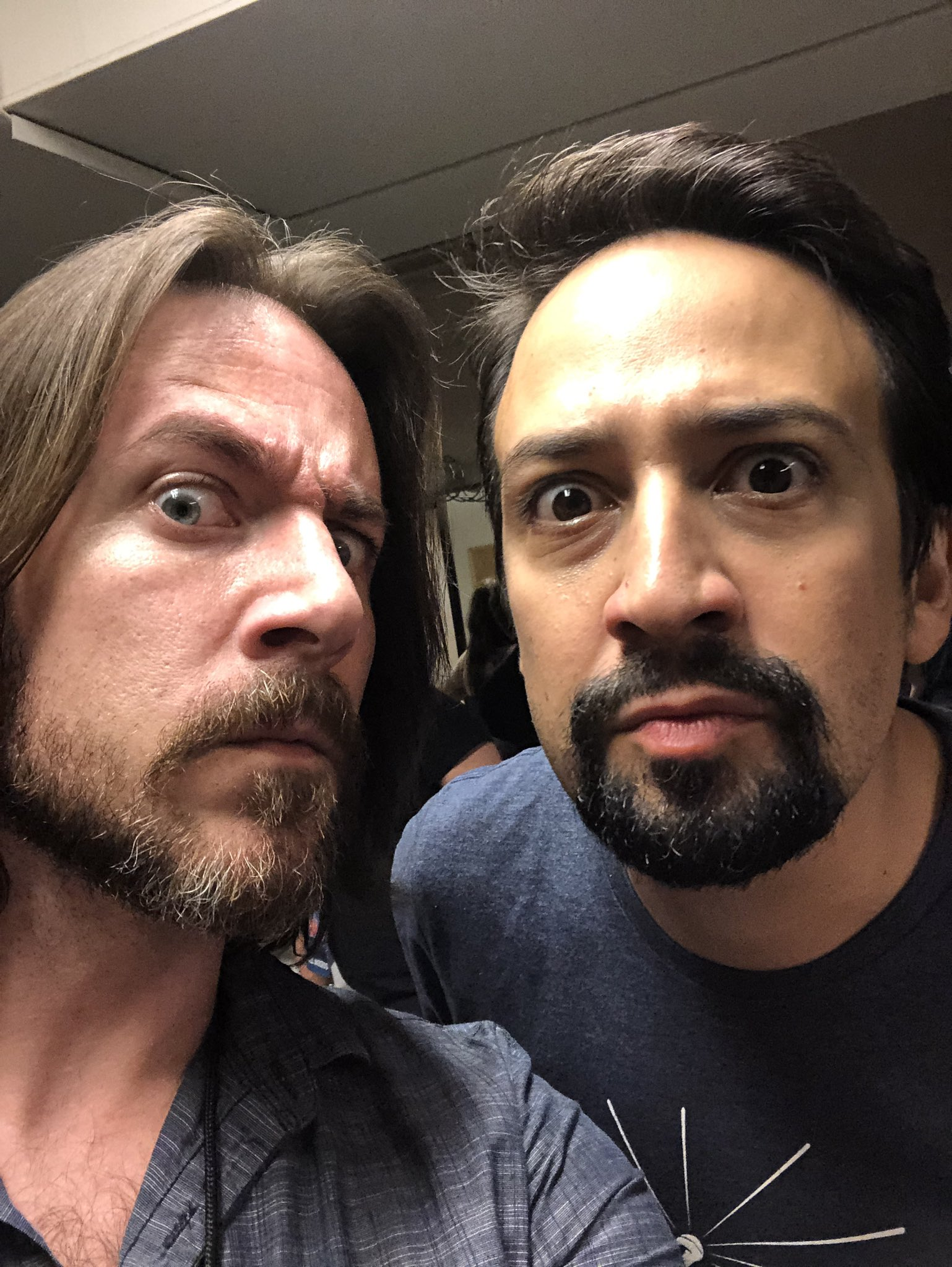 Matthew Mercer On Twitter This Lin Manuel Guy Is Pretty Cool Up And Comer Keep An Eye Out He S Gonna Big