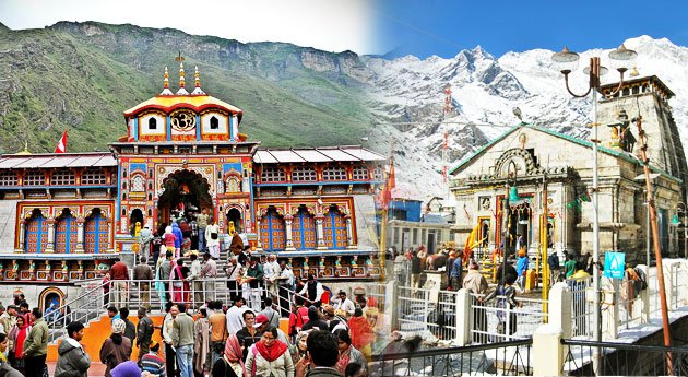 2 Dham ( #Kedarnath, #Badrinath) Yatra Package Via: Rishkesh - Kedarnath - Badrinath - Rishikesh Transport : By AC Innova Price : Rs.26640/Adult Get more details here: Email: contactus@exploreouting.com Call: +91 9873090338 https://exploreouting.com/chardham/8/2-dham-kedarnath-badrinath…