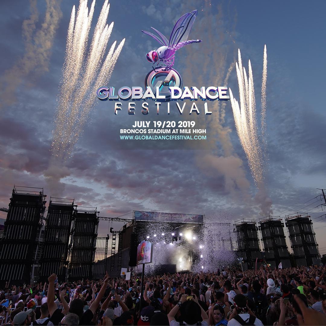 Global Dance Festival 2019 - Friday