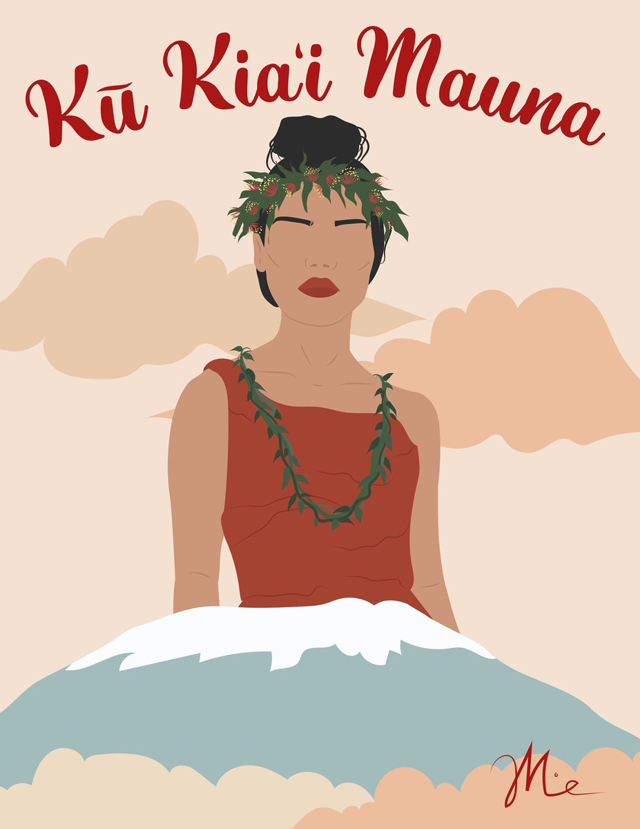 A'ole TMT! This is something that really hits my pu'uwai. Let's spread the awareness of what is happening to our people and our land. Hawaiians and non-Hawaiians, spread the word, sign the petitions, donate. We must do everything to protect our kulāiwi. <br>http://pic.twitter.com/mwAMZfTAvT