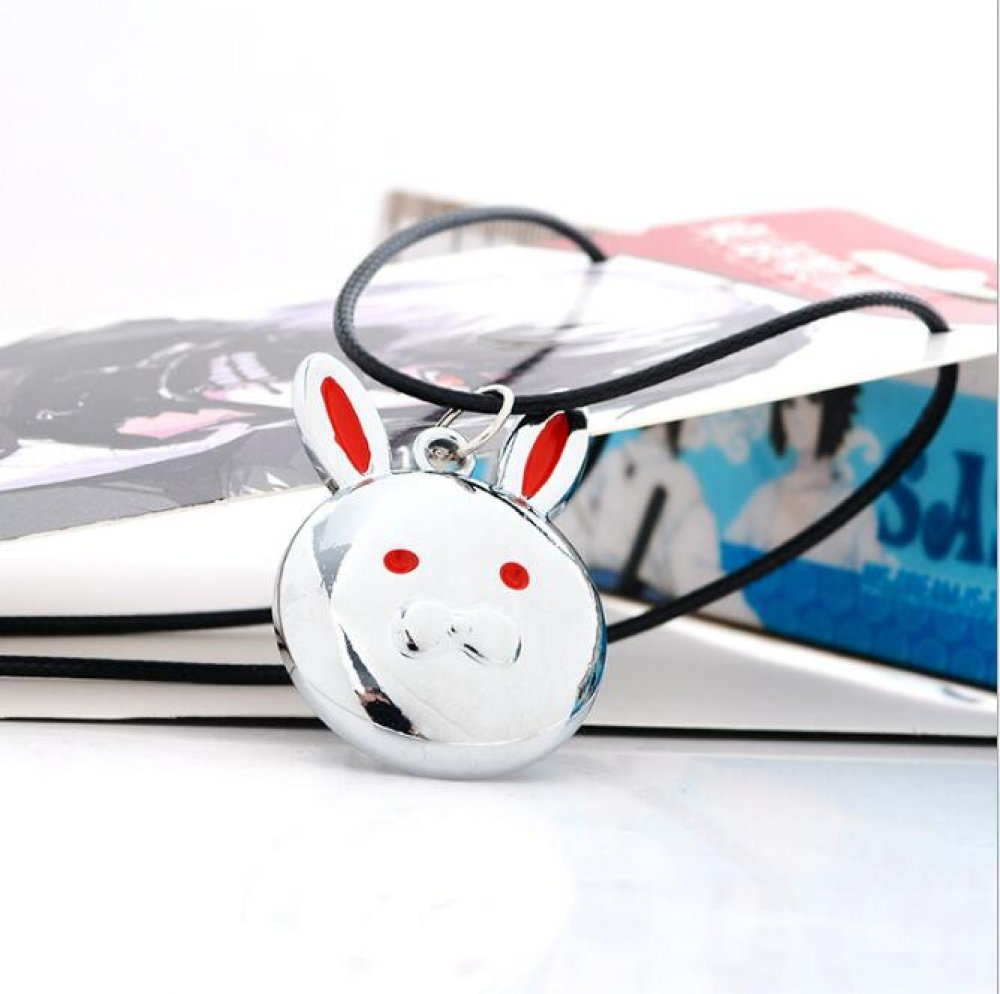 Tokyo Ghoul Rabbit Mask Necklace Pendant #birthday #mothersday <br>http://pic.twitter.com/b5IiYdZjTn