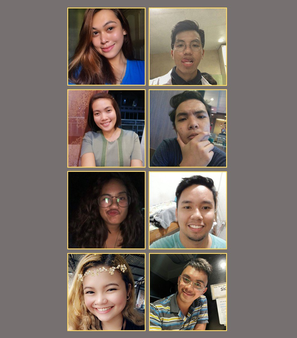 The 16 Houseguests of Big Brother Online PH <br>http://pic.twitter.com/0Gr5s8dhG9