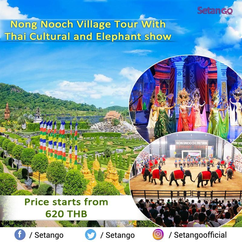 Nong Nooch Garden is a beautiful  landscape theme park & tourist attraction in thailand,  It's well known for their cultural shows, it's natural beauty always attracts worldwide Travellers...   #Nongnoochvillage #culturalshow #amezingthailand