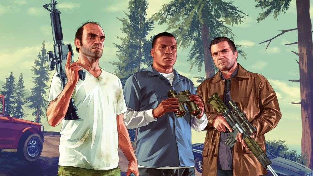 GTA 5 Online is about to get a big update with a new location   http:// bit.ly/2LYkJDU     <br>http://pic.twitter.com/sFkemKrkxS
