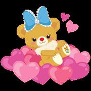 UniBEARsity: Bear-y Cute - Sticker List: GIF &