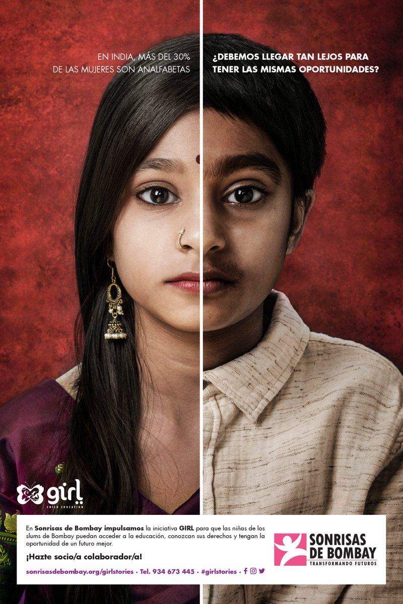 Muchas niñas en la India son rechazadas por sus padres, ya que esperan un primer hijo varón. Donde debería comenzar una vida feliz, comienza una vida de sufrimiento. A no ser que algo cambie...   #GIRLstories #TransformandoFuturos