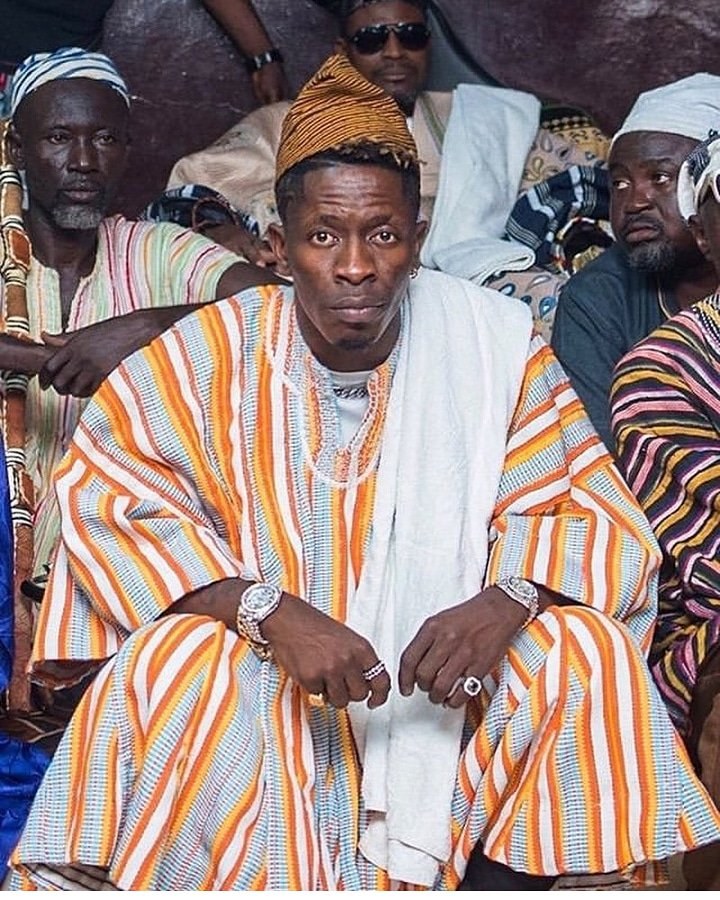 How a real African man comes through when he scores a collaboration with #Beyonce 🙂  What do you think of 'Already' track ft. #ShattaWale off #TheGiftAlbum?  #SoundOff | http://soundcity.tv