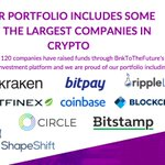 Image for the Tweet beginning: Over 120 companies have raised