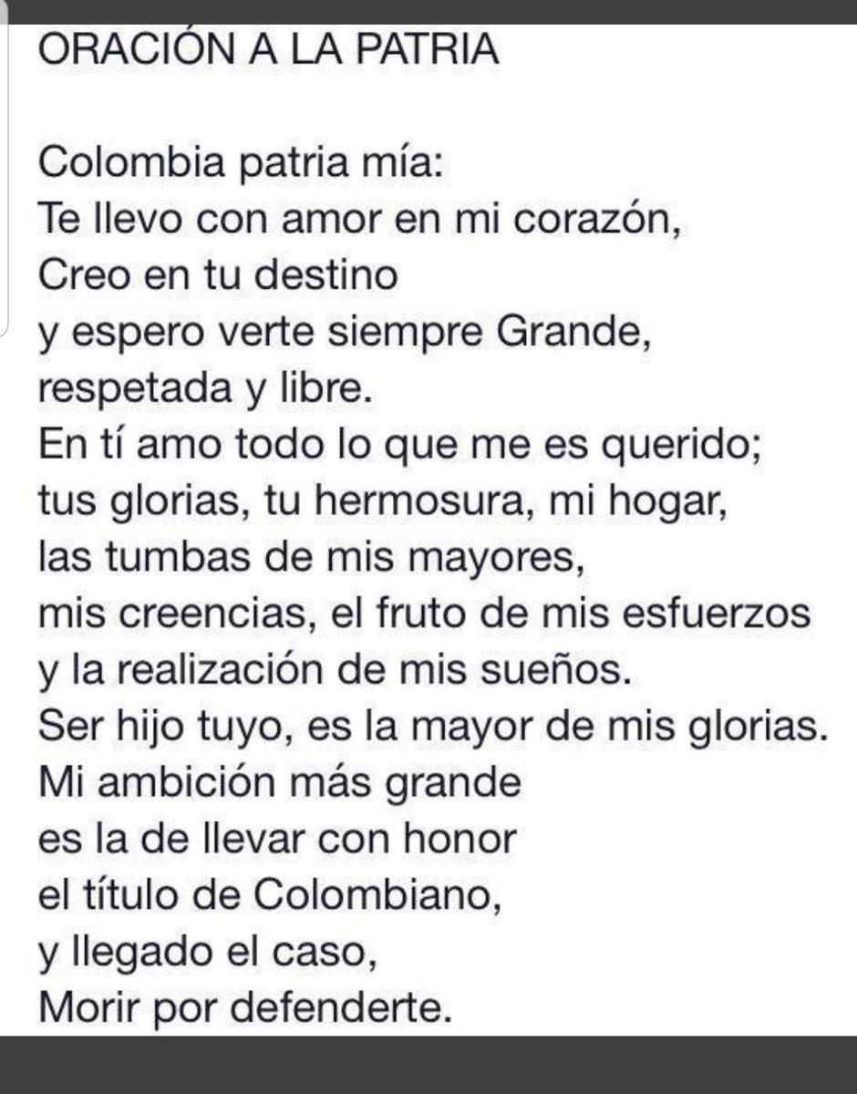 Hace 209 años, se gestaba la independencia de Colombia; iniciaba un camino sin retorno. Siendo un país con tantos problemas, debo decir que, todos los días extraño al mejor país del mundo. !Que viva Colombia, que vivan los colombianos!