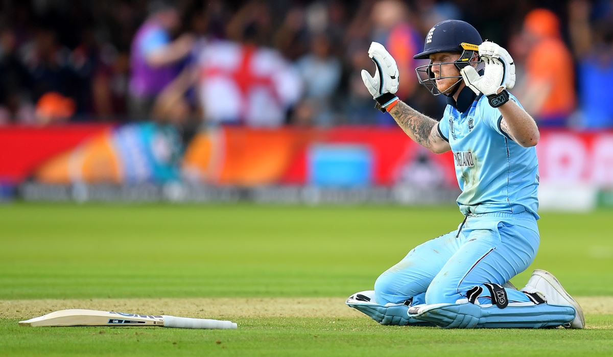 """Beat New Zealand at the Cricket World Cup ✅Nominated for New Zealander of the Year award 🤔 """"There's clearly a few Kiwis about who think we can still claim him.""""Ben Stokes is up for another award! More ➡https://bbc.in/2YaLM5I #bbccricket"""