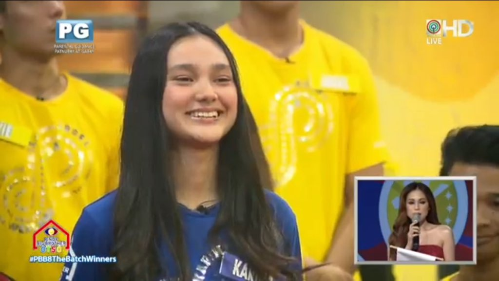 The most deserving teen housemate, SKYIANA Let us unite to vote this Miss Independent tonight @msKarinaB BB KARINA to 2366 She may reminds me the face of the Diana and the abilities and skills of Sky as a leader  #PBB8SixthBigThrone<br>http://pic.twitter.com/MNaU0Hxd1U