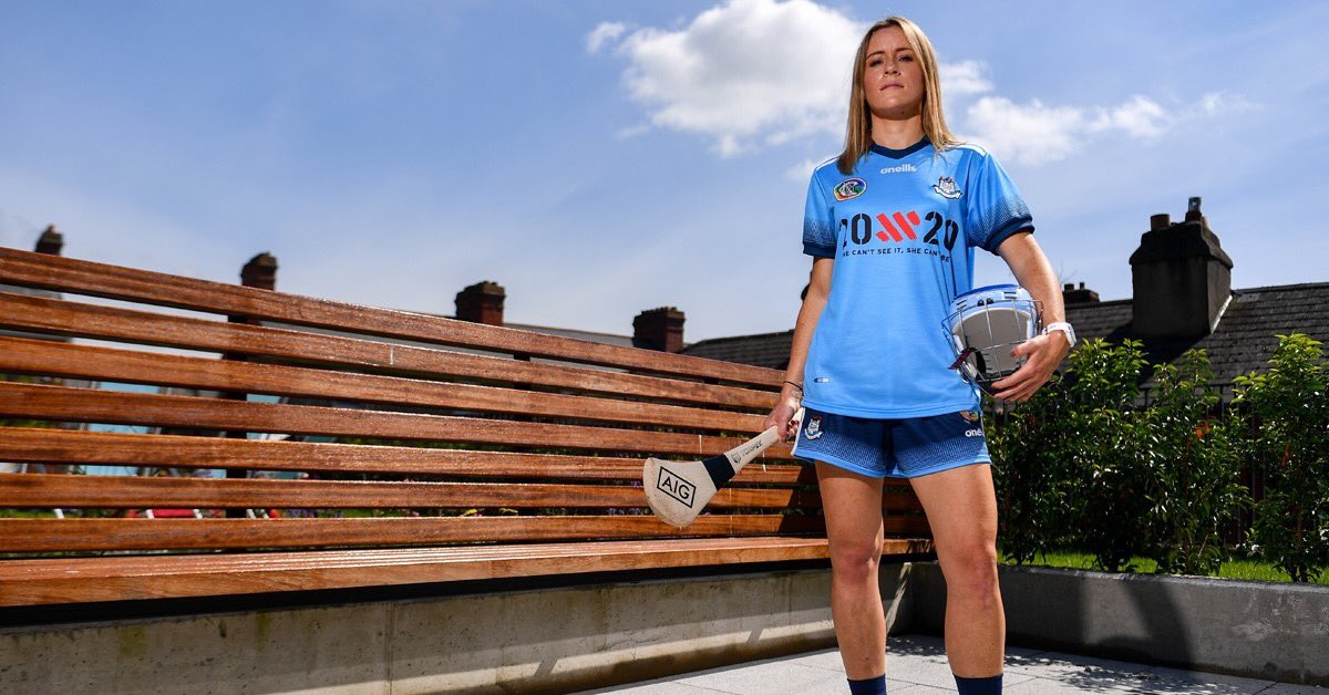 Wishing @CamogieDublin all the very best in their championship game with Clare today. The action gets underway at 1pm in Parnell Park #COYGIB #20x20