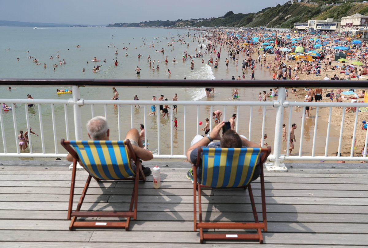 Britain could be set for heatwave as school holidays begin https://www.itv.com/news/2019-07-20/britain-could-be-set-for-heatwave-as-school-holidays-begin/…