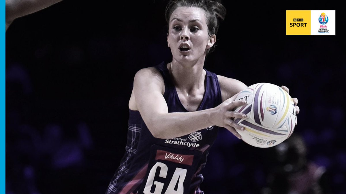 It was fast. It was physical. And Scotland take the win! Barbados 42 - 53 ScotlandScotland finish 11th in the #NWC2019 More: https://bbc.in/2K5o7dV #ChangeTheGame #BBCNetball