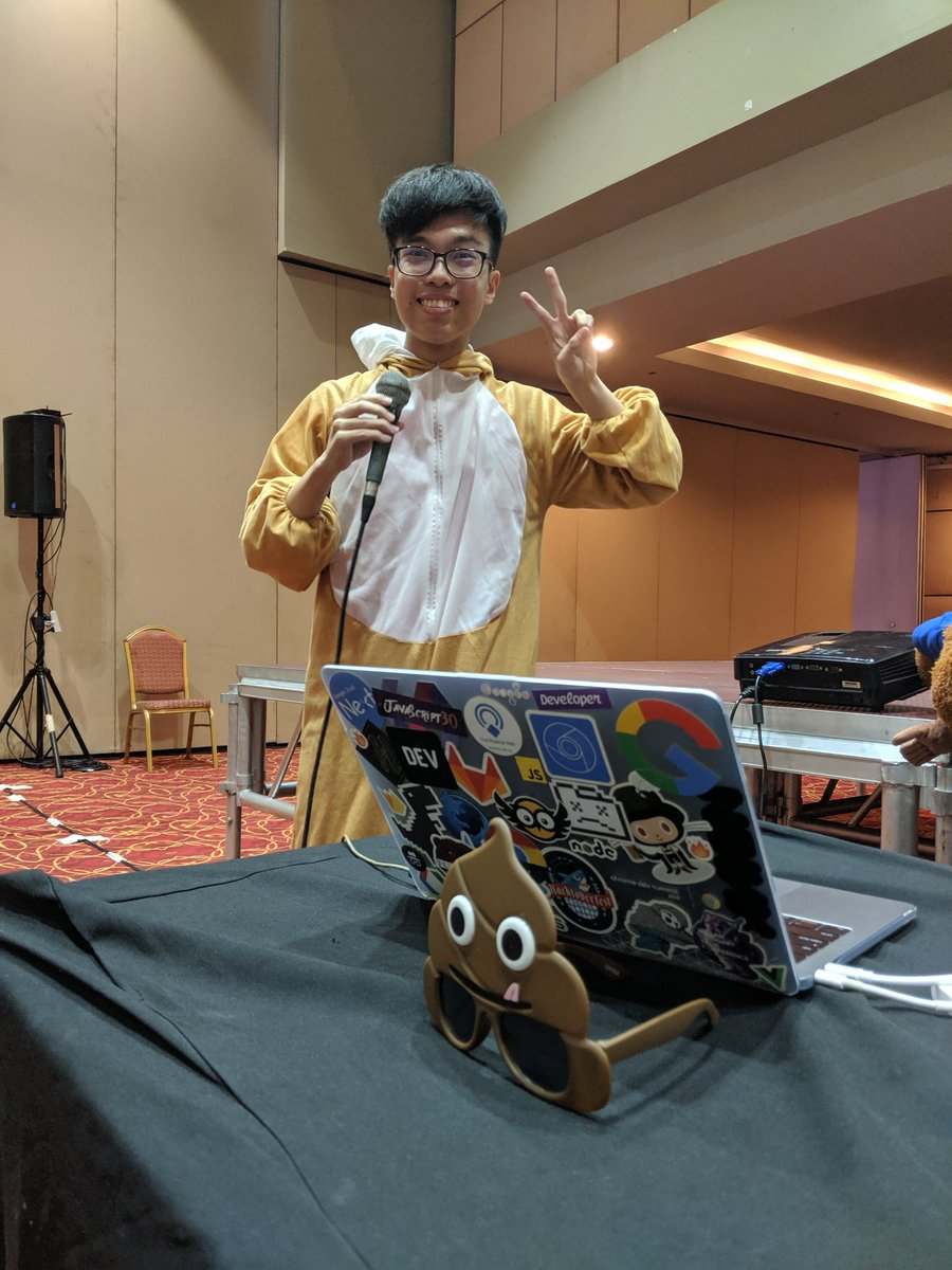 @henrylim96 being Henry for a full hour at #io19xCebu #ioxcebu19 #io19 #io19extended