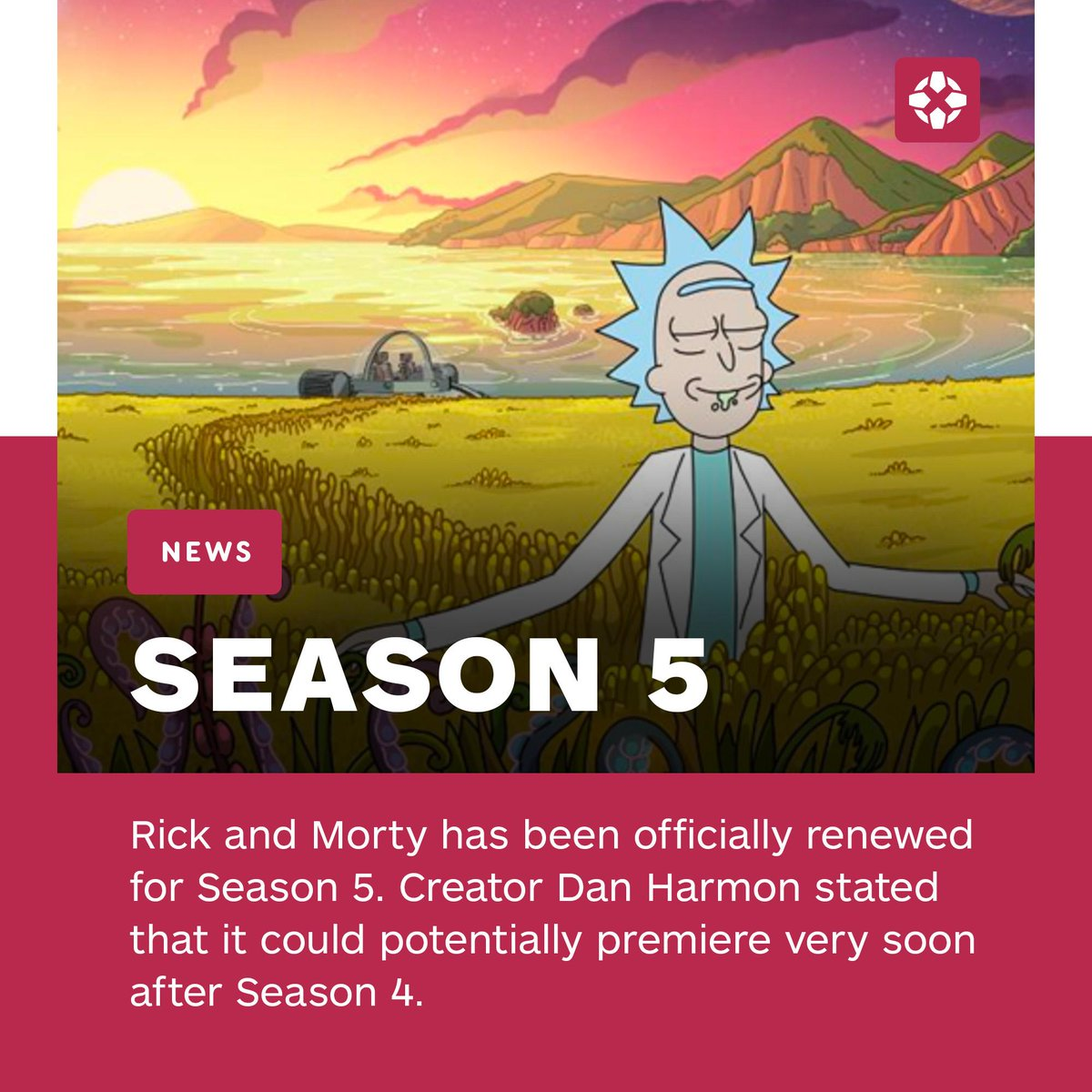 You can never have enough Rick and Morty. <br>http://pic.twitter.com/WVif4ME7Ts