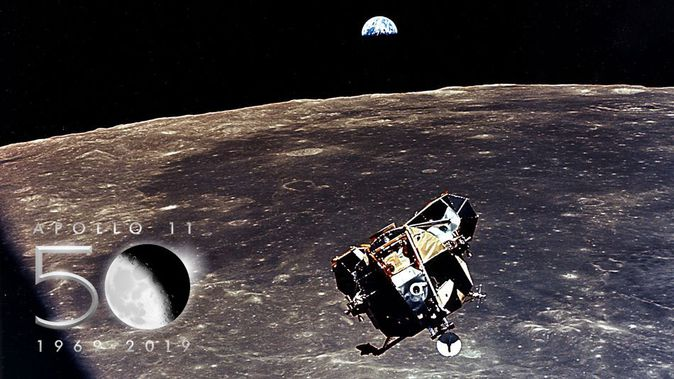 The computer that brought astronauts to the moon was less powerful than your Apple watch #Apollo50https://trib.al/OX5gp58