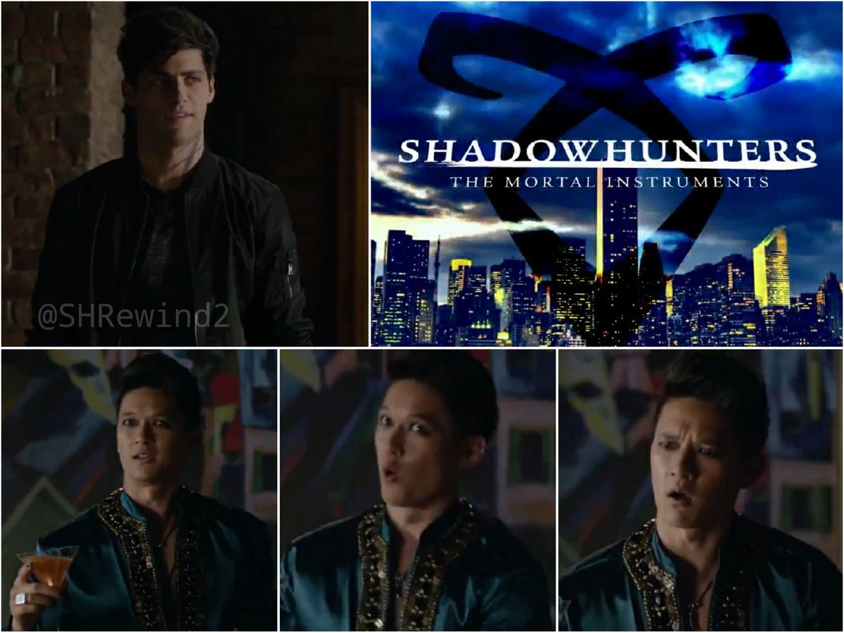 SHADOWHUNTERS Season 1. Episode 11 «Blood Calls to Blood» The law is the law 😅 Monday 22/7 - 8pm EST/ 2am CET Tuesday 23/7 - 7pm BST/ 8pm CET