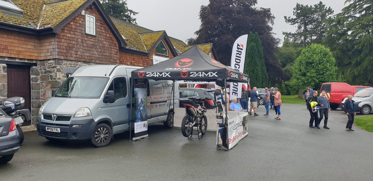 We're spending today in the heart of the Berwyn Mountains for the UK Presentation for the 2020 Dakar Rally.  Our resident photographer will be here to capture all of the highlights from the day so keep an eye out for more posts. <br>http://pic.twitter.com/jMbmWPYjts