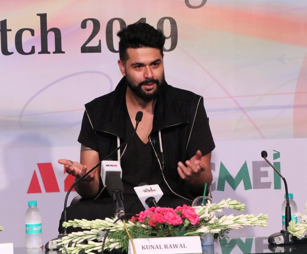 Aaft University On Twitter Kunalrawal Famous Fashion Designer Had An Interactive Session With The Students Of Aaft School Of Fashion And Design Kunal Rawal Has Styled For Actors Like Shahidkapoor Ranbirkapoor Varundhawan