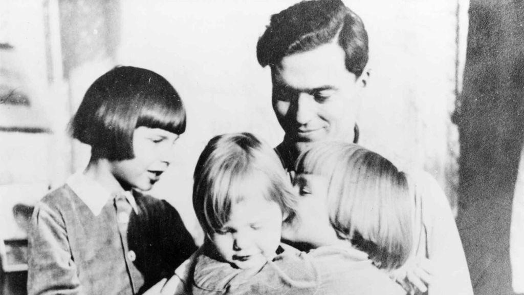 von stauffenberg children