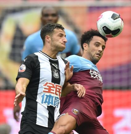 HT: Newcastle 1-0 West HamYoshinori Muto has given Steve Bruce's side the advantage in their #AsiaCup pre-season friendly. Follow live ➡https://bbc.in/32CGVJL #NUFC #WHUFC #bbcfootball
