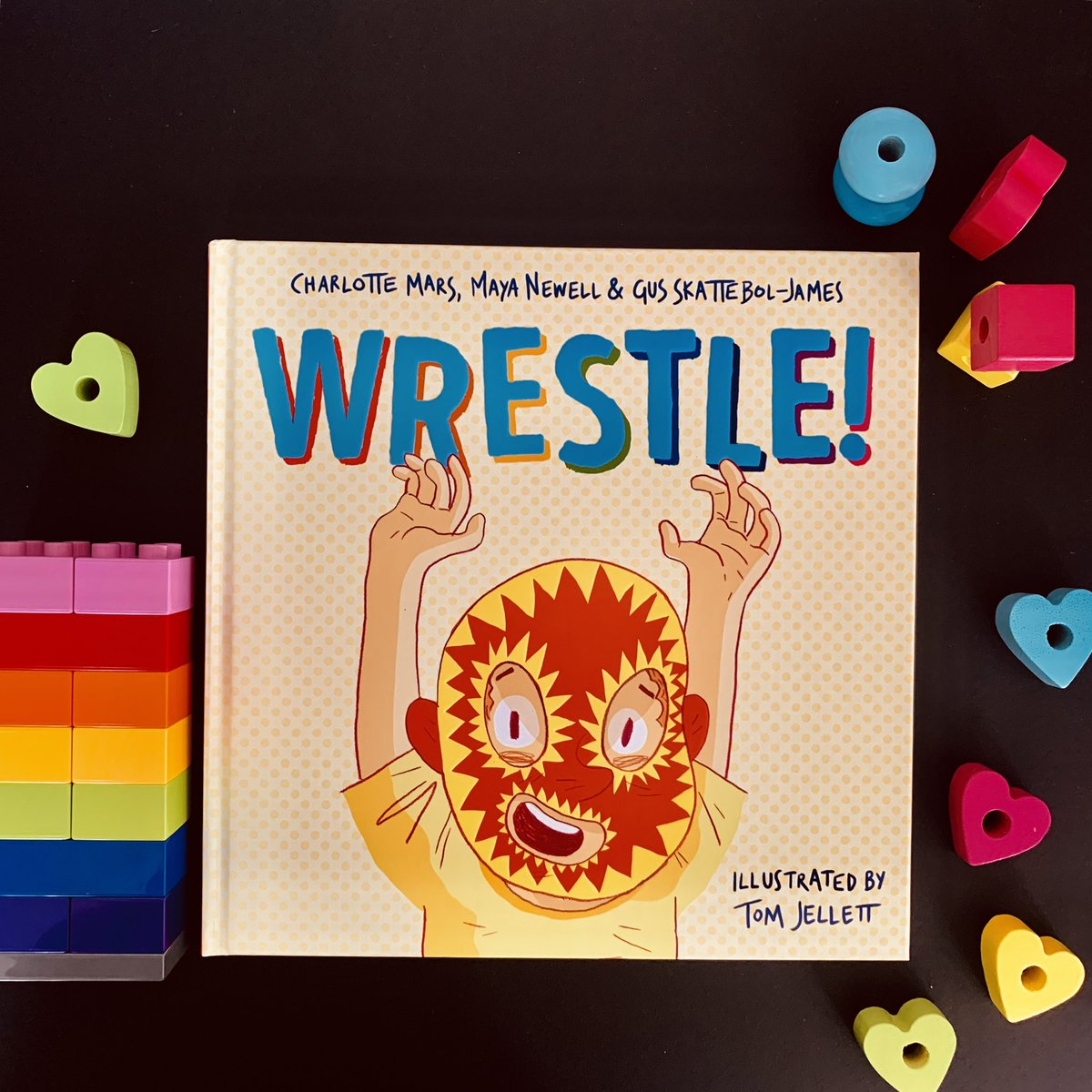 So thrilled to have had #author and #filmmaker #MayaNewell on the podcast talking about the #picturebook #Wrestle an important read about #family #masculinity & the #mardigras 🌈 #LGBTQIA #LGBT #GaybyBaby https://soundcloud.com/user-703706220/114-maya-newell-wrestle-gayby-baby-masculinity…