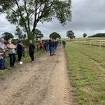 Great turn out for our @omeararacing owners morning.