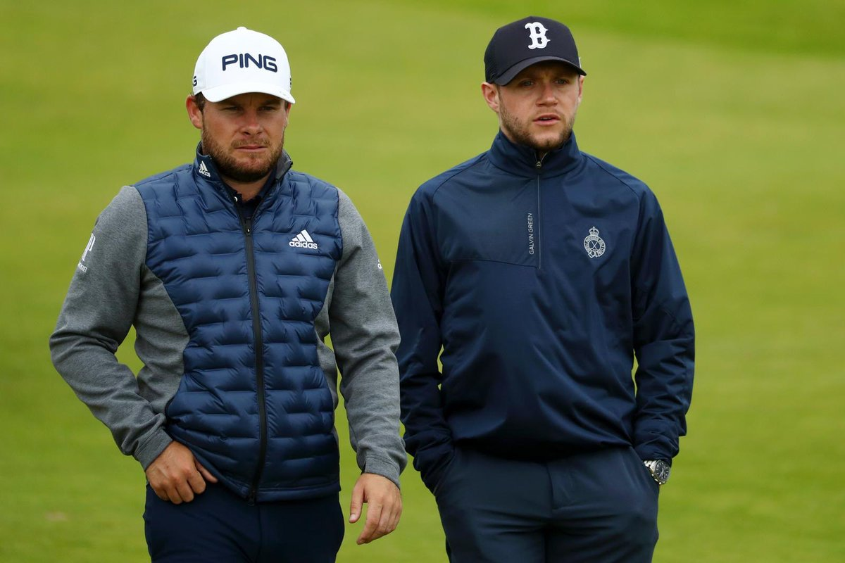 big weekend @TheOpen .. some friends of mine involved high up the leaderboard. @modestgolf boy @TyrrellHatton is right in the hunt and it would be amazing to see him kick on this weekend.
