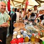 Image for the Tweet beginning: Şehrin tarihi simgelerinden Kadifekale'de hem