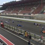 Image for the Tweet beginning: It's getting close to @BRDCBritishF3