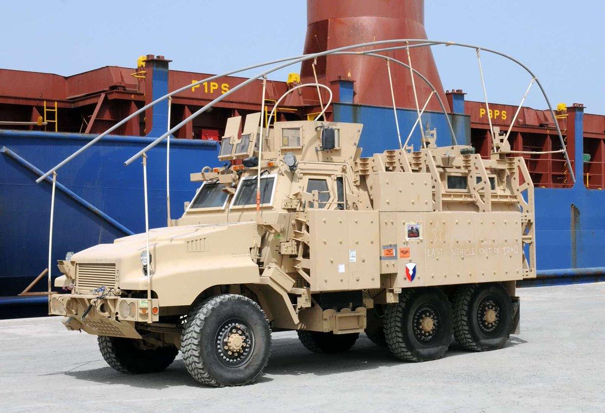 مصر تطلب الحصول على 1000 عربه MRAP اضافيه من الولايات المتحده D_6fYivWsAA1mYX