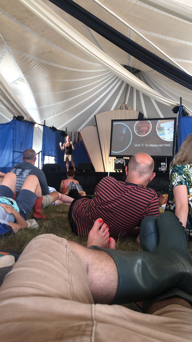 Fascinated by the  'Screentime debunked' talk with  @ShuhBillSkee at @LatitudeFest   The Psychologist @psychmag https://t.co/QuR1619g49