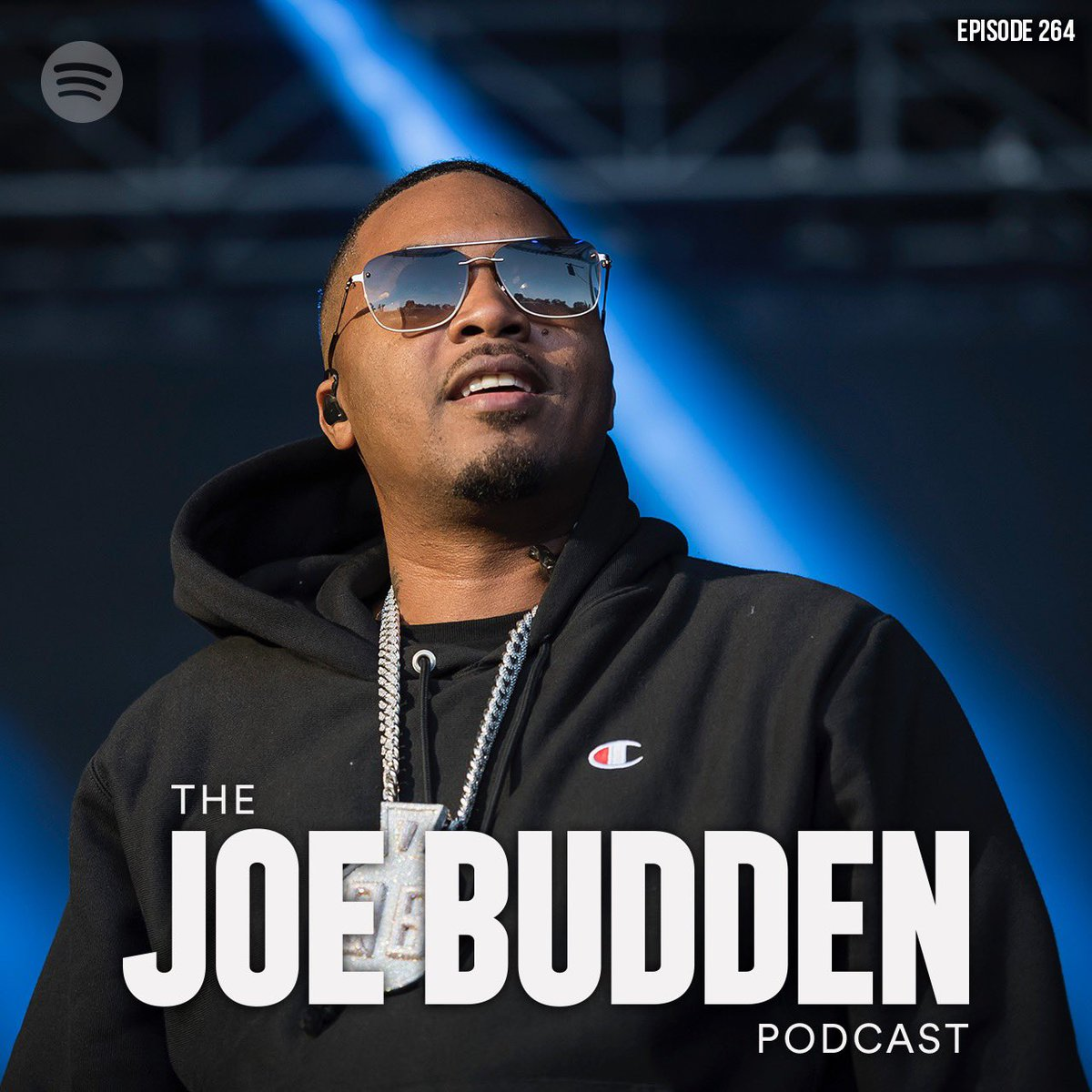 """The @JoeBudden Podcast Episode 264 """"Suns Out, Buns Out"""" is available now!  Stream exclusively on @Spotify  LISTEN HERE 🎧: https://open.spotify.com/episode/7FALTBSt40zuqcQEC23ReW?si=xDcE-gjNQg-vBretf7iNpw…"""