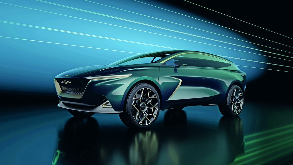ICYMI: Up close with the Lagonda All-Terrain Concept, the first definitive look at the luxury performance electric vehicle of tomorrow #Lagonda - https://astnmrt.in/2Y3efX0