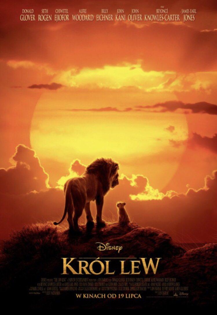 Can't wait #TheLiongKing #KrolLew #movie #cinema #kino #film #simbapic.twitter.com/1XdpKDYzsA
