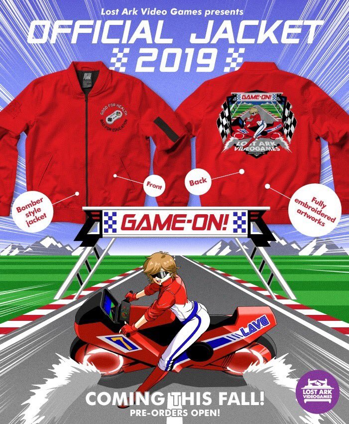 Preorders are open for our new Akira insprired jackets! Featuring designs by @pepe_salot. Visit the store for sizing and purchase! ❤️